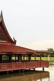 Casa della Tailandia. Immagini Stock Libere da Diritti