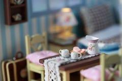 Casa delle bambole Fotografie Stock