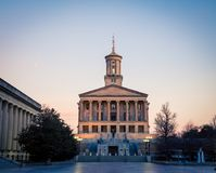 Casa dello stato del Tennessee fotografia stock libera da diritti