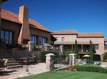 Casa denominada espanhola do clube Imagens de Stock Royalty Free