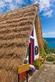 Casa-DES Flores, Madeira Stockfotografie