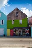Casa desabotoada no sul Fotografia de Stock Royalty Free