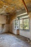 Casa destruída velha Foto de Stock Royalty Free