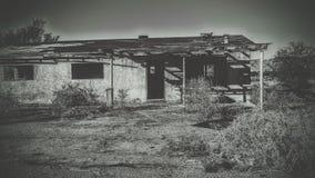 Casa di abbandono Fotografie Stock