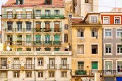 Casa di abitazione europea Immagini Stock
