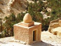 Casa di Berber Fotografia Stock Libera da Diritti