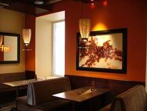 Casa di caffè Fotografie Stock