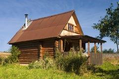 Casa di campagna Immagine Stock