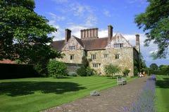 Casa di campagna inglese fotografie stock