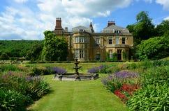 Casa di campagna inglese Immagini Stock