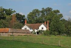 Casa di campagna e giardino inglesi foto stock 59 casa for Piani di casa di campagna inglese