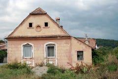 Casa di campagna rumena Immagini Stock Libere da Diritti