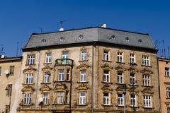 Casa di città, Cracovia Fotografia Stock Libera da Diritti