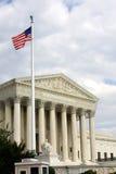 Casa di corte Immagini Stock