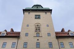 casa di corte di Stoccolma Immagini Stock Libere da Diritti
