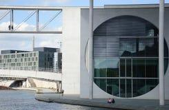 Casa di ders del ¼ di Marie Elisabeth LÃ a Berlino Immagini Stock Libere da Diritti