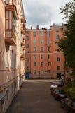 Casa di dimora a Ivanovo fotografia stock libera da diritti