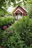 Casa di estate Fotografie Stock Libere da Diritti