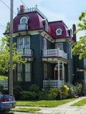 Casa di estate Fotografie Stock