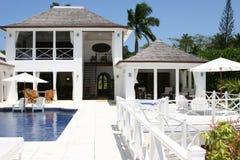 casa di estate lussuosa immagine stock libera da diritti