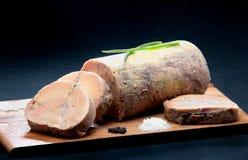 Casa di foie gras fatta Fotografia Stock
