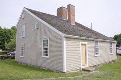 Casa di John Quincy Adams Fotografia Stock Libera da Diritti