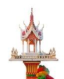 Casa di joss tailandese di stile Immagini Stock