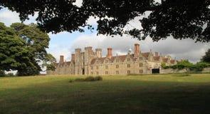 Casa di Knole, Sevenoaks, Risonanza, Inghilterra immagini stock libere da diritti