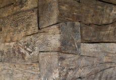 Casa di legno Fotografia Stock Libera da Diritti