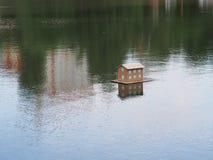 Casa di legno Immagini Stock Libere da Diritti