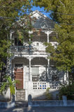 Casa di legno in Key West Immagini Stock Libere da Diritti