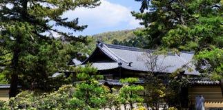 Casa di legno tradizionale, Giappone Immagini Stock