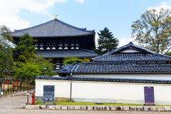 Casa di legno tradizionale, Giappone Fotografie Stock Libere da Diritti