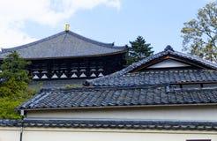 Casa di legno tradizionale, Giappone Fotografia Stock