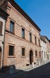 Casa di Ludovico Ariosto. Fotografia Stock Libera da Diritti
