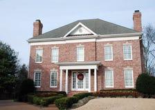 Casa di lusso Immagini Stock