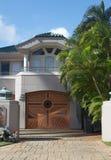 Casa di lusso Fotografie Stock Libere da Diritti
