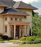 Casa di lusso 9 Immagini Stock Libere da Diritti