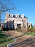 Casa di lusso coloniale 30 Immagini Stock