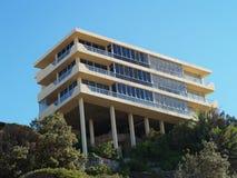 Casa di lusso di oceano-vista Fotografia Stock
