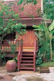 Casa di lusso, Tailandia Fotografie Stock Libere da Diritti