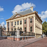 Casa di Maurits, museo di arte, L'aia, Paesi Bassi Fotografia Stock Libera da Diritti