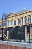Casa di Maurits, museo di arte, L'aia, Paesi Bassi Immagine Stock Libera da Diritti
