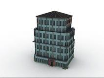 Casa di modello Immagine Stock