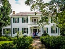 Casa di Murrell in Oklahoma Fotografie Stock