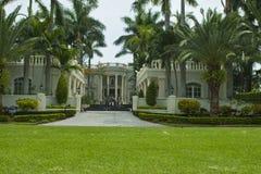 Casa di palazzo Fotografie Stock Libere da Diritti