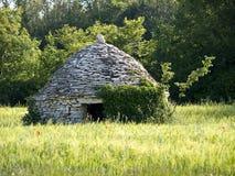 Casa di pietra Fotografia Stock