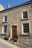 Casa di pietra del cottage Fotografia Stock Libera da Diritti