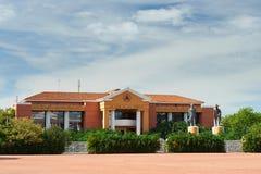 Casa di presidente a Managua Fotografia Stock Libera da Diritti