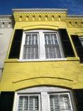 Casa di riga di Georgetown Fotografie Stock Libere da Diritti